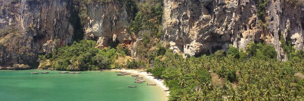 Ton Sai Bay Area, Sport climbing   theCrag
