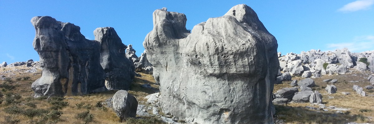 Castle Hill Basin, Bouldering | theCrag