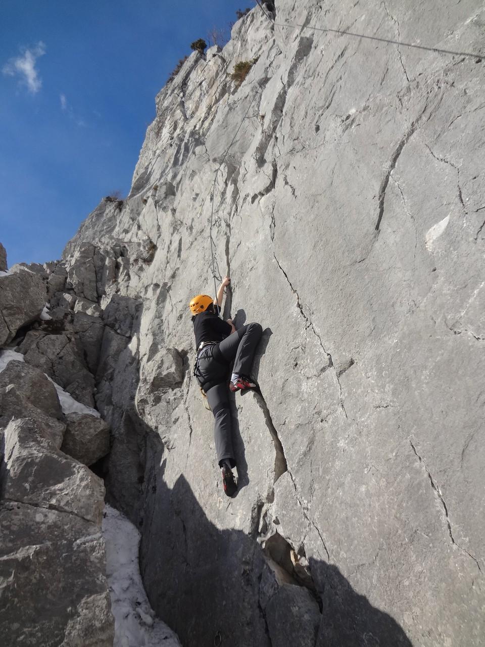 Klettergarten Holzegg